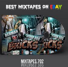 Redman - Live From The Bricks Mixtape (Artwork CD/Front/Back Cover)