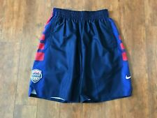 TEAM USA Basketball Authentic Nike Hyper Elite Practice Olympic Shorts Size M