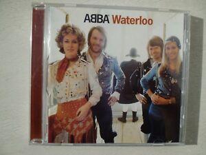 ABBA – Waterloo 🎸 CD 💿 von 1974 🎵 Polar 2001 🎹