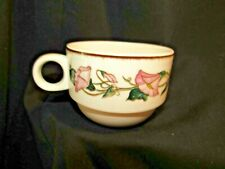 Villeroy & Boch Palermo Cup Mug Made in Luxembourg Angel Trumpet Flowers