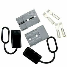 Quick Connect Systems StarSide Battery Quick Connector Kit 175A 10AWG Plug Winch