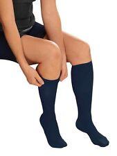 Women's Compression Sock, Navy, LG