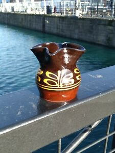 Beamish Pottery Slip Wear Vase