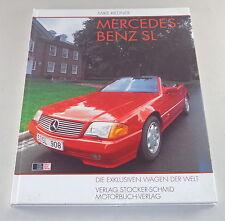 Bildband R129: Mercedes Benz SL (Typ R 129 300 500 600) von Mike Riedner 1993