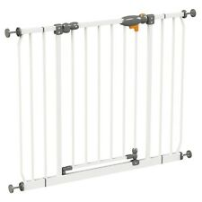 Baby Safety Gates Pet Dog Child Door Stair Security Barrier Kids Play Metal Gate
