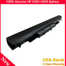 Genuine HP HS04 HS03 807956-001 807957-001 807612-421 HSTNN-LB6V G4 Battery NEW