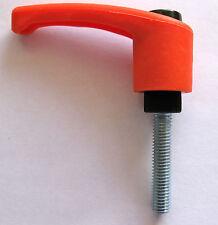 MANIGLIA di bloccaggio Rachet LEVA M8 x 40mm TORNIO Router Jig Saw Drill Dado Bullone Punch
