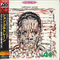 JOHN COLTRANE-COLTRANE'S SOUND-JAPAN MINI LP CD LTD E78