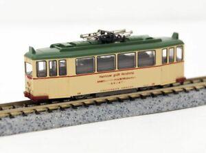 Kato 14-071-1 Hiroshima Railway Type 200 Hannover Tram (N scale)