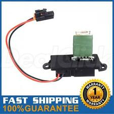 Heater Fan Blower Motor Regulator Resistor Fit For GMC Chevrolet Silverado
