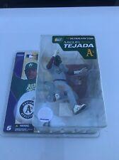 Miguel Tejada Oakland Athletics A's Chase Variant ! Mcfarlane MLB Series 5! RARE