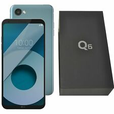 LG Q6 - 32GB - Ice Platinum (Unlocked) g6 LG-M703.PL Smartphone Brand New