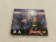 Highlander Atari Jaguar CD Game w/ Controller Overlay Complete