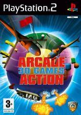 Arcade 30 Games Action Playstation 2 Standard / Neu