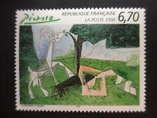 Timbre - FRANCE - Tableau de PICASSO  - Le printemps - 1998 - neuf ** - n° 3162