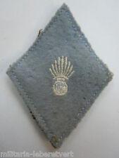 Losange tissu Losange 45 Patch modèle 1945 - MATERIEL  ORIGINAL N°2