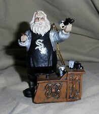 ***CHICAGO WHITE SOX***CHRISTMAS ORNAMENT****Santa's Workshop***baseball*** mint