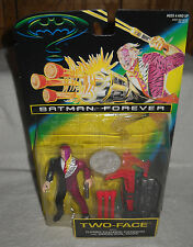 #7529 NRFB Kenner Batman Forever Two Face Action Figure