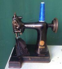 SINGER 91 K5 extra small Post LETTO PIQUE CATENA cuciture GUANTO macchina da cucire