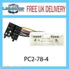 Pc2-78-4 MAZDA MX5 2001 in poi ISO Stereo head unit cablaggio adattatore lead
