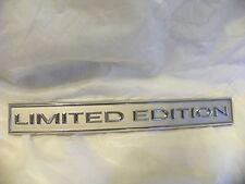 OEM Limited Edition Ford Navigator Emblem 2006 2007