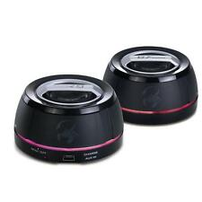 Genius Powerful 6W USB Speakers - Chargeable & Portable - 40mm Driver, SP-i250G