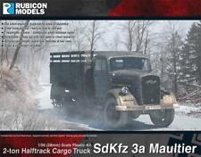 SdKfz 3a Maultier 1/56 scale - Rubicon 280046 - P3