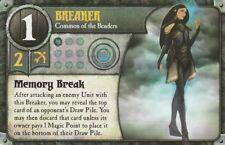 SUMMONER WARS CARD - BREAKER - COMMON OF THE BENDERS