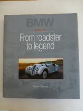 BMW 328 FROM ROADSTER TO LEGEND BY RAINER SIMONS BOOK