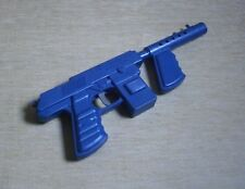 """ LUXE "" SPACE GUN New Blue Plastic Made in Greece VIOZACH Greek Vintage Rare"
