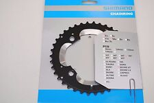 Corona SHIMANO XT 38 Denti M785 DYNA-SYS 2x10Speed 104mm/CHAINRING SHIMANO M785