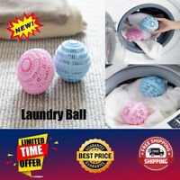 Laundry Cleaning Balls Washing Machine Wash Ball For Washzilla Anion Molecules