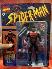Spider-Man Marvel Legends Retro Collection ~ DAREDEVIL ~ IN HAND ~ SHIPPING NOW