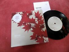 """KEANE Somewhere only we know RARE 7"""" No'd 2000's INDIE EX"""