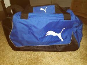 Slazenger New Black and Blue Sports Bag