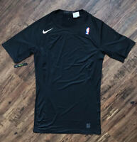 RARE Nike Pro NBA Player Issue Authentic Practice Shirt Black 2XLT 880809-010