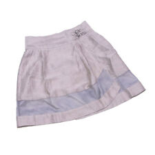 Emporio Armani Skirts Beige Grey Woman Authentic Used F1261