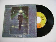 "FAUSTO LEALI - IO CAMMINERO' - 7"" VINYL ITALY 1976 EXCELLENT - TOZZI"