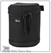 Lowepro Street & Feild Compact Zoom Lens Case 8x12cm (Black) Mfr # LP36978