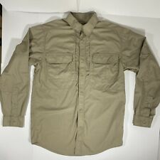 5.11 511 Tactical Series Men's Conceal Carry Long Sleeve Shirt Size Small 72175