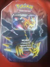 POKEMON TIN BOX  GIRATINA      Cartes en ANGLAIS