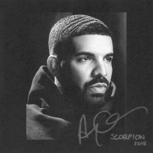 Drake Scorpion 2018 Music Album Cover POSTER HD PHOTO Print Home Decor