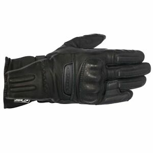 Alpinestars Stella Drystar Motorcycle Motorbike Waterproof Gloves - Black SALE