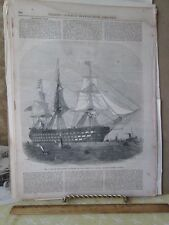 Vintage Print,DUKE OF WELLINGTON,Gleasons,1850s