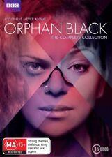 Orphan Black (DVD, 2017, 15-Disc Set)