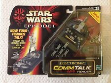 Star Wars Episode 1 Electronic CommTalk Reader by Hasbro