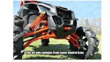 Front Lower Control Arms Can-Am Maverick X3 XRS/MAX XRS Black MCFLA-CMX3-B