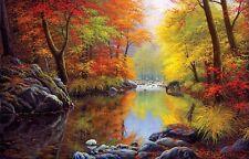 Autumn Sanctuary 1000 Piece Jigsaw Puzzle by SunsOut