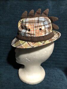 Gymboree 12-24mos Tyrannosaurus  Bucket Golf Hat