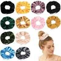 Premium Velvet Scrunchie with Zipper Pocket for Women and Girls 2020